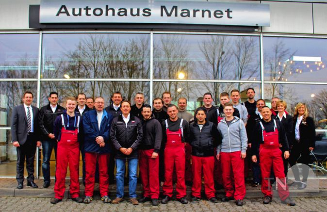 Autohaus marnet ist audi top service partner 2014 taunus for Bewertung autohaus