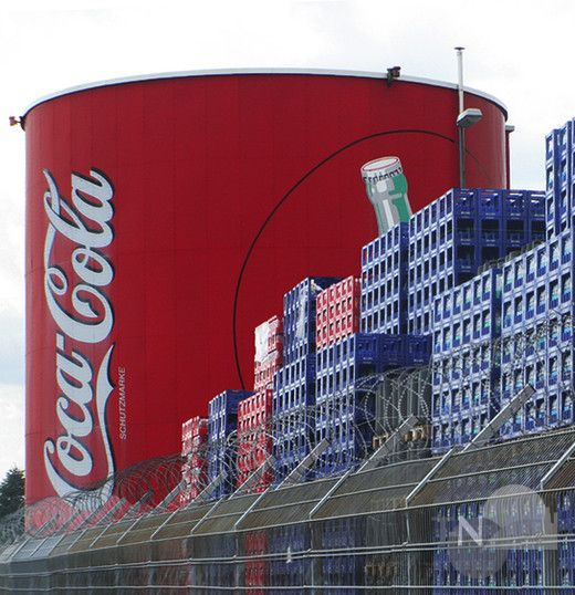 Coca Cola verzichtet auf Lagererweiterung | Taunus Nachrichten