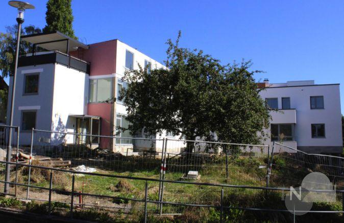 In Das Walter Schwagenscheidt Haus Kehrt Leben Zurück