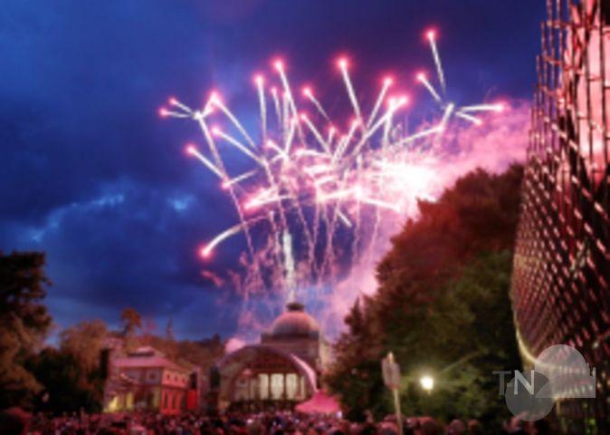 Feuerwerk und Klassiker zum Abschied | Taunus-Nachrichten