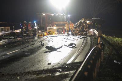 Unfall B456 Weilburg Heute